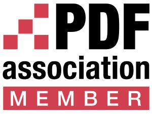 PDF Association Member logo