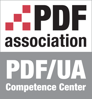 PDFUA Competence Center logo