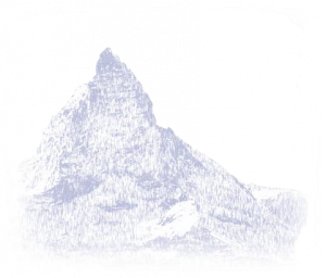 The Matterhorn mountain.