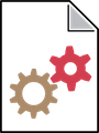 Application notes icon
