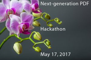 Next-generation PDF Hackathon