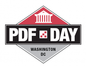 PDF Day Washington DC logo