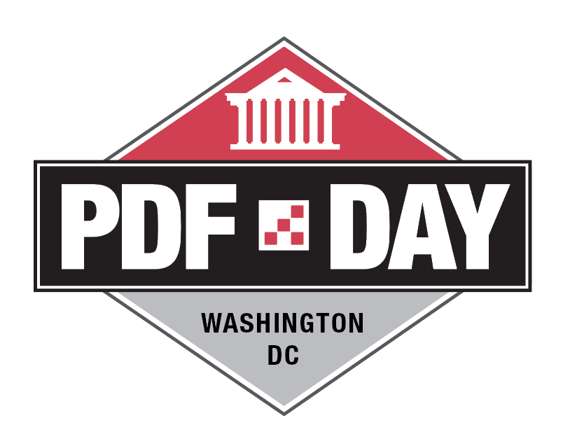 PDF Day | Washington DC