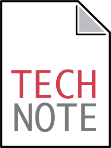 Technical Note icon