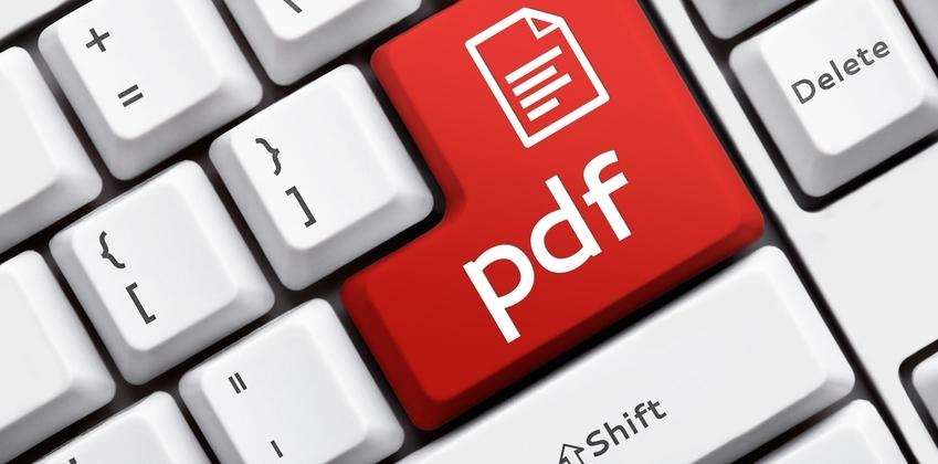 PDF: de facto der Standard für Dokumente