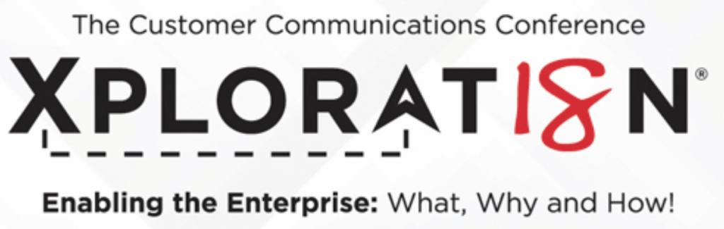 Xploration 2018 logo