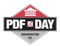 PDF Day Washington DC