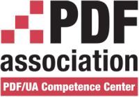PDF Association PDF/A Competence Center