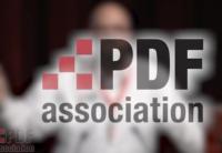 PDF Association logo.