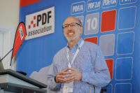 Richard Cohn at the PDF Days Europe 2018
