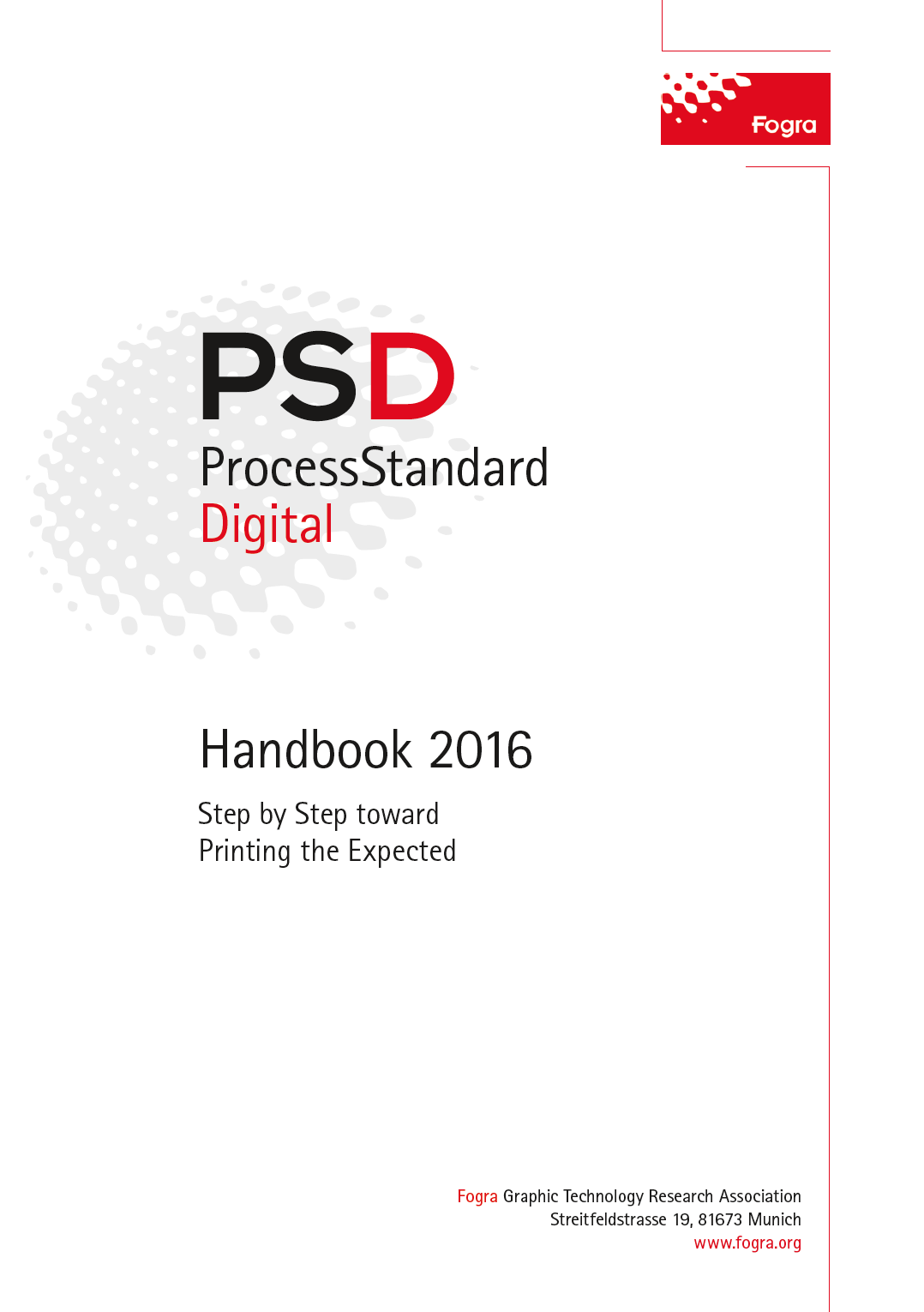 Cover of PSD 2016