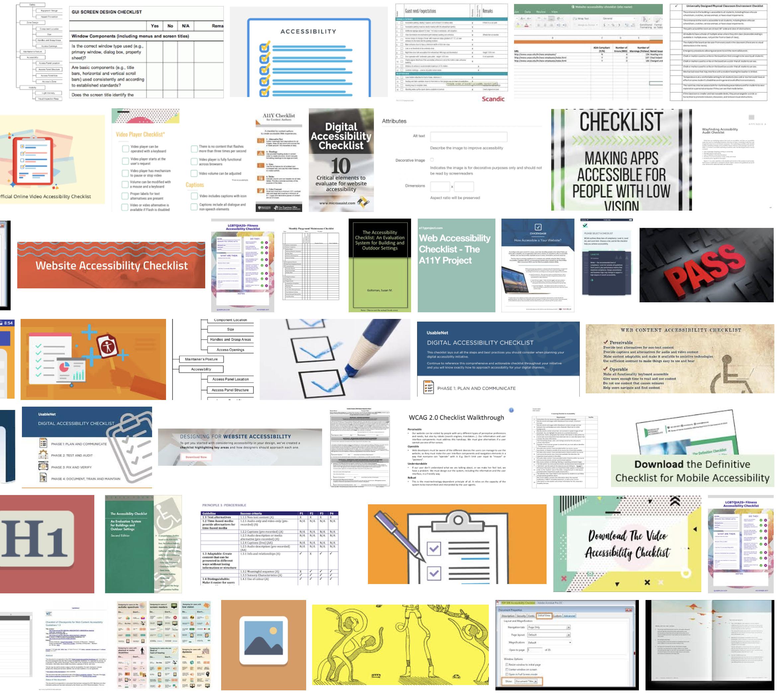 Using PDF/UA in accessibility checklists | PDF Association