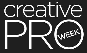 CreativePro Week logo.