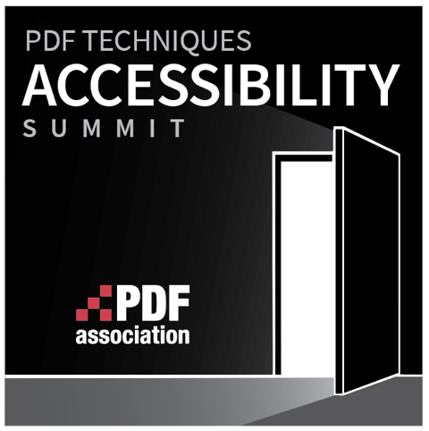 PDF Techniques for Accessibility Summit logo