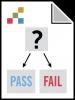 Test suite icon.