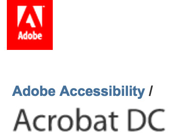 New Acrobat/Reader DC on the Mac works with VoiceOver | PDF