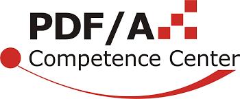 PDF/A Competence Center logo.