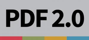 PDF 2.0 conformance badge