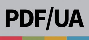 PDF/UA conformance badge