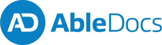 Brandmark of AbleDocs Inc.