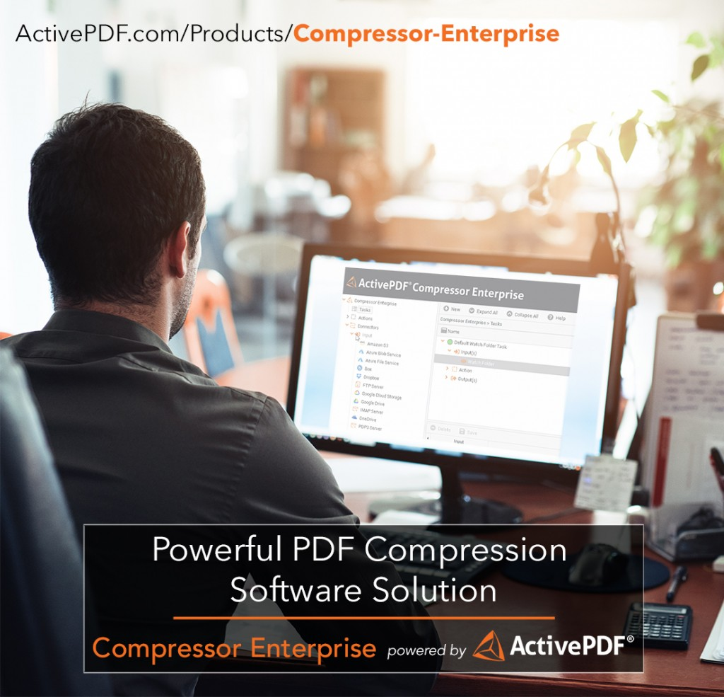 ActivePDF Adds New PDF Compressor Software to Lineup of Powerful