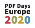 PDF Days Europe logo