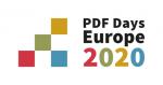 PDF Days Europe 2020 logo