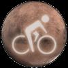MARS CYCLES logo