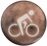MARS CYCLES logo