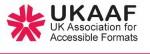 UK Association for Accessible Formats logo
