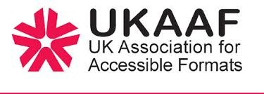UK Association for Accessible Formats logo
