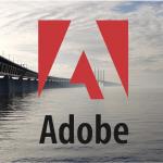 Bridge and Adobe logo.