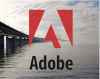 Bridge and Adobe logo.