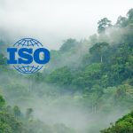 Jungle with ISO logo