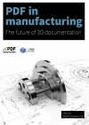 PDF in Manufacturing, cover