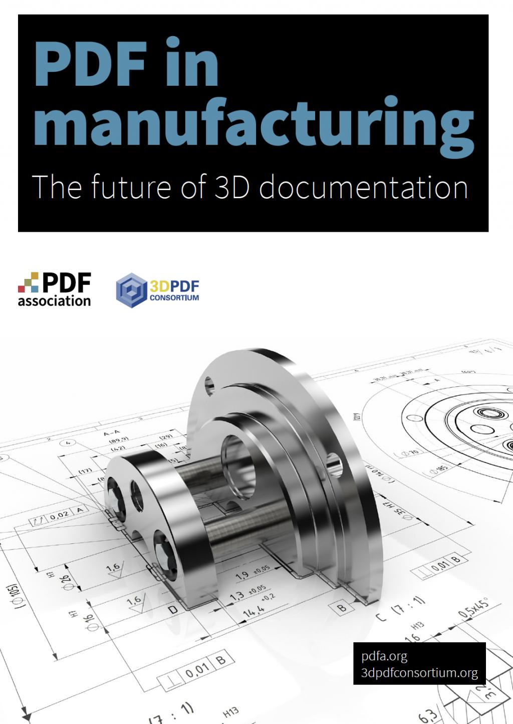 PDF in Manufacturing, cover