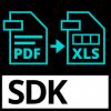 PDF2Excel SDK