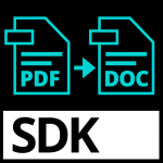 PDF2Word SDK