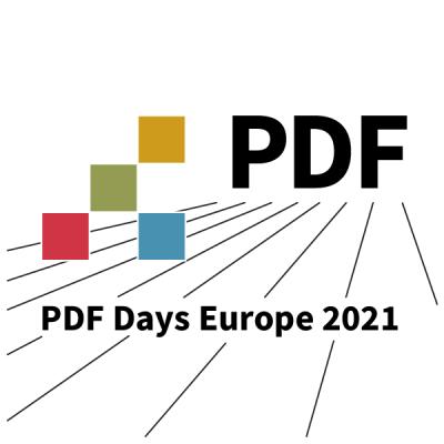 PDF Days Europe 2021
