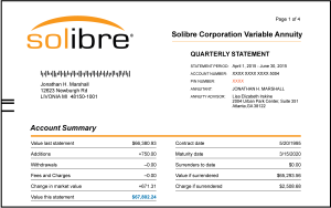 Solimar Systems Redaction Engine - After