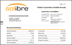 Solimar Systems Redaction Engine - Before